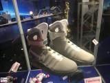 IFA 2019 Schuhe Marty McFly Powerlasche Film Back To The Future Funkausstellung Messe Berlin Messehalle Berichterstattung Trendjam