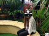 ITB Berlin Virtual Reality Brille 3D VR Box Headset Handy 3D Filme Spiele Berlin