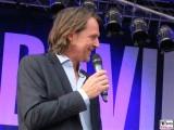 Ingo Dubinski Gesicht Promi face Moderation Eroeffnung CLINTON Großhandels GmbH Dahlewitz Hoppegarten Berlin