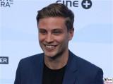 Jannik Schuemann Gesicht face Kopf Produzentenfest Produzentenallianz Regen Kongresshalle Hutschachtel WestBerlin Berichterstatter