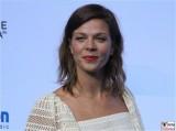 Jessica Schwarz Gesicht face Kopf Produzentenfest Produzentenallianz Regen Kongresshalle Hutschachtel WestBerlin Berichterstatter