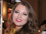 Joelina Drews Tochter Gesicht face Promi Hotel de Rome Praesentation Lambertz Fine Art Kalender 2016 La Dolce Vita Berlin