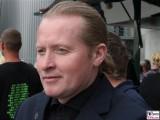 Joey Kelly Gesicht Promi face Eroeffnung CLINTON Großhandels GmbH Dahlewitz Hoppegarten Berlin