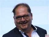 Juergen Tarrach Gesicht face Kopf Produzentenfest Produzentenallianz Regen Kongresshalle Hutschachtel WestBerlin Berichterstatter