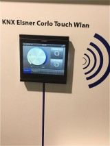 KNX Elsner Corlo Touch WLAN belektro Messe Berlin Elektrizitaet Messegelaende Funkturm Berichterstatter TrendJam