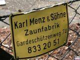 Karl Menz Söhne Zaunfabrik