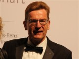 Karsten Muehlenfeld Gesicht face Kopf Promi VBKI Ball der Wirtschaft Hotel Interconti Berlin Berichterstatter