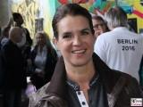 Katarina Witt Gesicht face Kopf Laureus World Sports Awards Berlin