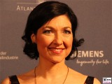 Katherina Reiche Gesicht face Kopf Promi Atlantik-Bruecke Atlantik Ball Hotel Interconti Berlin Berichterstatter
