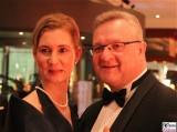 Kathrin Bernikas, Frank Henkel Gesicht face Kopf Presse Ball Berlin Hotel Maritim Stauffenbergstrasse Berichterstatter