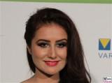 Khatera Yusufi Gesicht links Promi GreenTec Awards Tempodrom Berlin