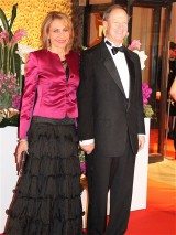 Kimberly Emerson John Emerson 20. Jubiläums Operngala Deutsche AIDS-Stiftung Berlin