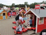 Kinderland Lieferservice REWE family Arena Familien Event Berlin Festplatz