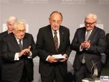 Kissinger Genscher Steinmeier Promi Kissinger Prize American Academy Hans Arnold Center Berlin Wannsee
