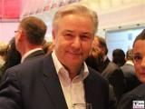 Klaus Wowereit Gesicht face Kopf ehem. reg. Buergermeister Berlin Neujahrsempfang IHK Handwerkskammer Berichterstatter