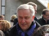 Klaus Wowereit Kopf Gesicht face Eroeffnung IGA Garten Ausstellung Berlin Marzahn Hellersdorf Berichterstatter Trendjam