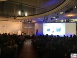 Kongress bautec Messe Berlin Fachmesse Funkturm Bau Gebaeude Ausruestung Berichterstatter
