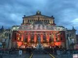 Konzerthaus Gendarmenmarkt ClassicOpenAir Buehne Treppen Berlin Musik Konzert Klassik Berichterstattung TrendJam