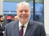 Kurt Beck Gesicht Promi SPD Friedrich-Ebert-Stiftung Bundesparteitag Berlin CityCube Messe Berlin Berichterstattung TrendJam