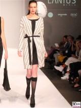 LANIUS Kleid 4 Fashion Week Salonshow Greenshowroom MBFWB EthicalFashionShow Postbahnhof FashionWeek