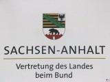 LOGO Vertretung des Landes Sachsen Anhalt beim Bund Berlin
