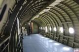Laderaum Kabine Care Pakete Rosinenbomber C-54 Skymaster TROOP CARRIER 5557 THF Tempelhof Denkmal 70 Jahre Luftbruecke Berlin Berichterstattung TrendJam
