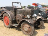 Lanz Bulldog Treckertreffen Philadelphia Storkow Mark Brandenburg Sommer Oldtimer Traktoren