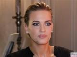 Lara-Isabelle Rentinck Gesicht face Promi Hotel de Rome Praesentation Lambertz Fine Art Kalender 2016 La Dolce Vita Berlin