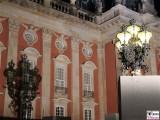Laterne Schatten Schloessernacht NeuesPalais Garten Potsdam Sanssouci SPSG Berichterstatter