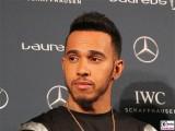 Lewis Hamilton Gesicht face Kopf Laureus World Sports Awards Berlin Interview