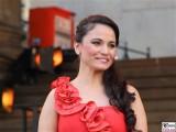 Lindsay Funchal Gesicht Promi Sopran Classic Open Air Gendarmenmarkt Sommer Berlin
