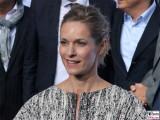 Lisa Martinek Gesicht face Kopf Produzentenfest Produzentenallianz Regen Kongresshalle Hutschachtel WestBerlin Berichterstatter