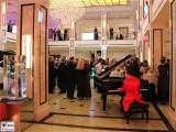 Lobby Fluegel Presse Ball Berlin Hotel Maritim Stauffenbergstrasse Berichterstatter