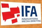 Logo Innovations Media Briefing IFA-Neuheiten 2013 IFA Berlin