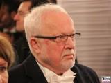 Lothar de Maizière Gesicht Promi face Kopf SemperOper Ball Theaterplatz Dresden Berichterstatter