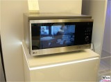 MJ 3965 ACS Hybrid Heissluftofen NeoChef™ IFA gfu Monitor TV Mikrowelle Grill Ofen Dampfgarer Prototyp Berlin Berichterstattung