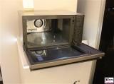 MJ3965 ACS Hybrid Heissluftofen NeoChef™ IFA gfu Monitor TV Mikrowelle Grill Ofen Dampfgarer Prototyp Berichterstattung
