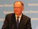 MP Stephan Weil Gesicht Portrait Kopf Diesel Gipfel BMVI Berlin Invalidenstrasse Berichterstatter