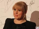 Maite Kelly Gesicht face Kopf Promi Jose Carreras Gala Hotel Estrell Berlin SAT.1GOLD Berichterstatter