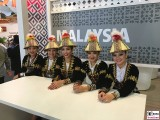 Malaysia ITB Internationale Tourismusboerse Berlin Messe Deutschland Berichterstatter