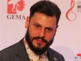 Manuel Cortez Gesicht Promi GEMA Deutscher Musikautorenpreis Ritz Carlton Potsdamer Platz Berlin