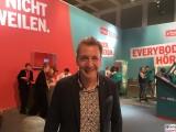 Marco Seiffert rbb Moderator Gesicht Promi IFA 2019 Funkausstellung Messe Berlin Messehalle Berichterstattung Trendjam