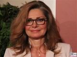 Maren Gilzer Gesicht face Kopf Promi Jose Carreras Gala Hotel Estrell Berlin SAT.1GOLD Berichterstatter