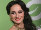 Marla Blumenblatt Gesicht Promi GreenTec Awards Tempodrom Berlin