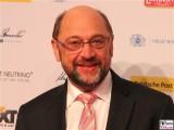 Martin Schulz Gesicht face Kopf Publishers Night Goldene Victoria VerlegerHauptstadtrepräsentanz Telekom Berichterstatter