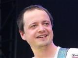 Martin Weigel Gesicht Promi Keimzeit Gitarre Kling Klang Stadtwerke-Fest Neuer Lustgarten Potsdam Brandenburg