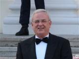 Martin Winterkorn VW Gesicht Promi Queen Besuch Schloss Bellevue Staatsbankett Berlin
