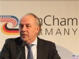 Matthias Machnig Gesicht Face Kopf AmCham Germany Berlin #digitaltransformation