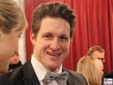 Matthias Steiner Gesicht Promi face Kopf SemperOper Ball Theaterplatz Dresden Berichterstatter