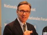 Matthias Wissmann Gesicht Portrait Kopf Diesel Gipfel BMVI Berlin Invalidenstrasse Berichterstatter